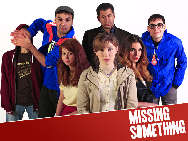 Missing Something - a web sitcom from Three's Company and Brother Brother